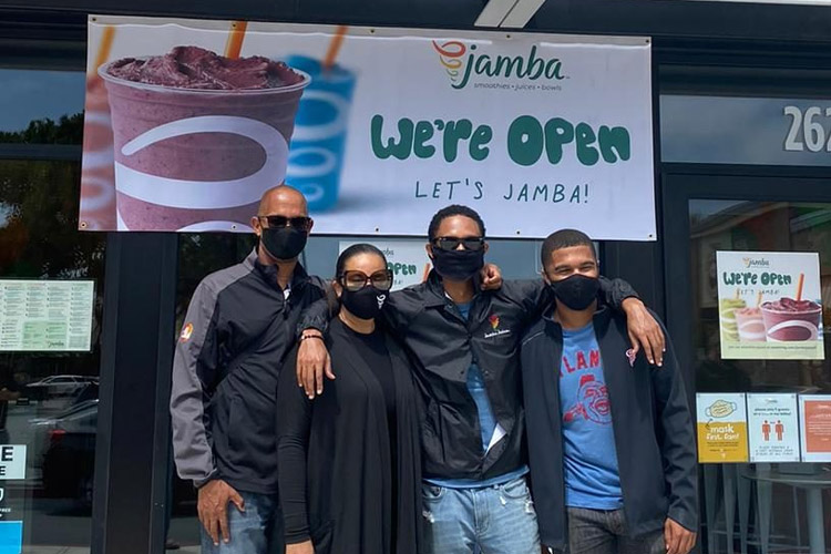 This Family Owns 20 Jamba Juice Franchises in the San Francisco Bay Area and Counting
